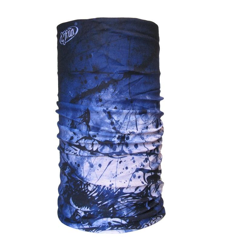 Nano - Nákrčník Viking drakkar dark blue 20
