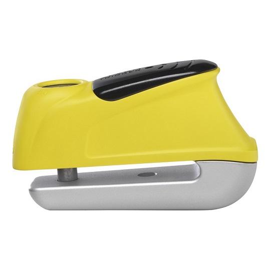Abus - Zámek motocyklový 345 Trigger Alarm Yellow II