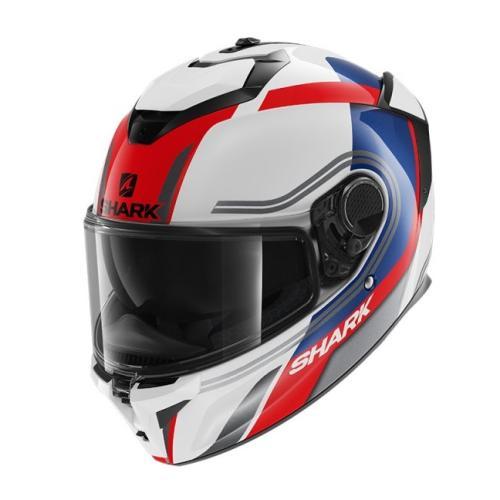 Shark - Motocyklová helma Spartan GT  Tracker tricolor