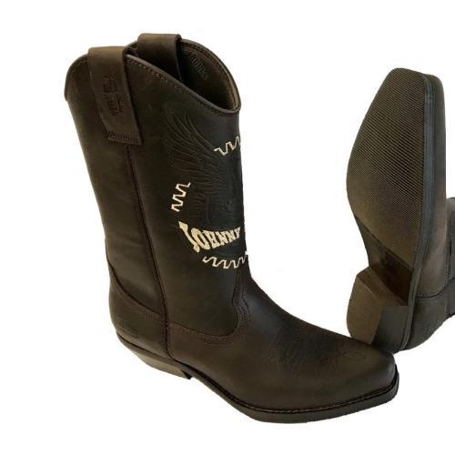 Johnny Bulls - Westernová obuv Sprinter Brown 391