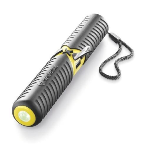 Cellularline - Odolná Powerbanka INTERPHONE FREEPOWER TREK 5200mAh s LED svítilnou, IP64