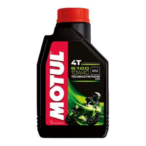 Motul - Olej 5100 4T 10W-40 1L