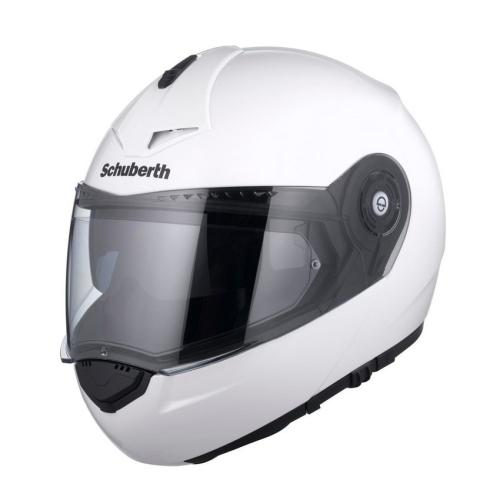 Schuberth - Přilba C3 Pro - Glossy White