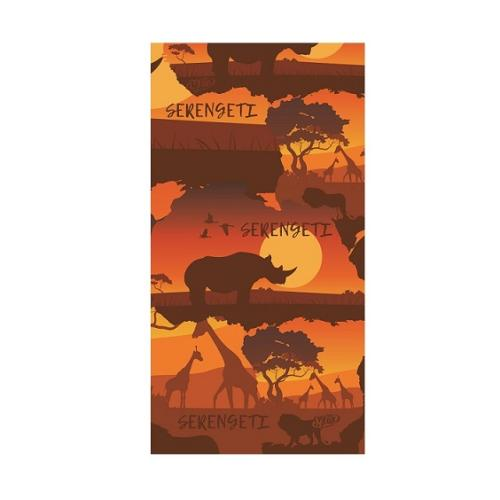Nano - Nákrčník Serengeti letní