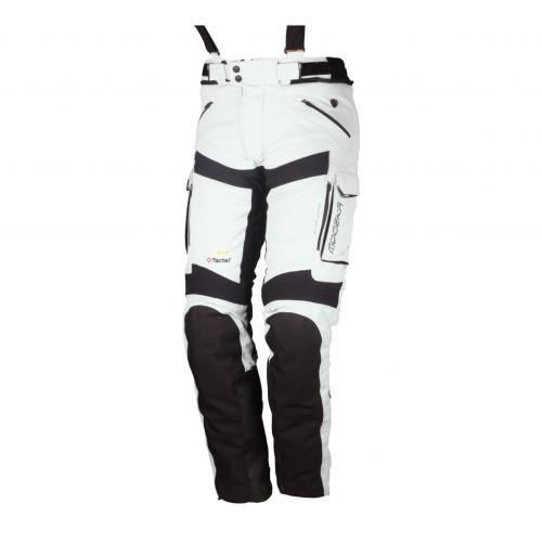 Modeka - Cestovní kalhoty Tacoma III šedé