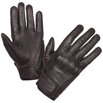 Modeka - Motocyklové rukavice Hot classic černý
