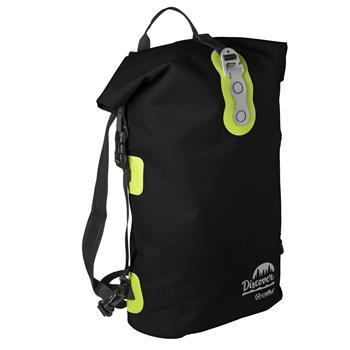 Cellularline - Voděodolný outdoor batoh CELLY Discover 20L, černý
