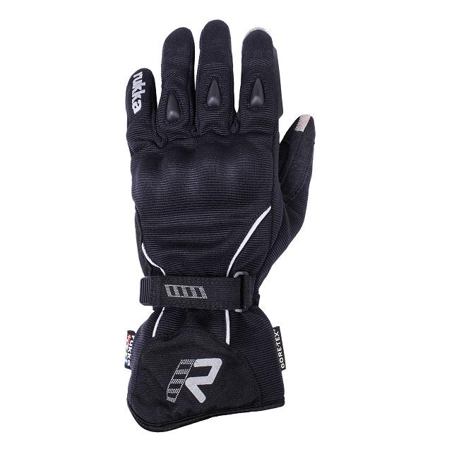 Rukka - Motocyklové rukavice Virium Gore-Tex - Černé
