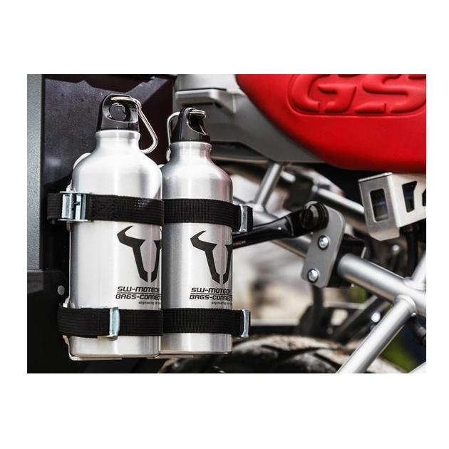 SW-Motech -  Láhve 2x0,6 litru s držákem 100465