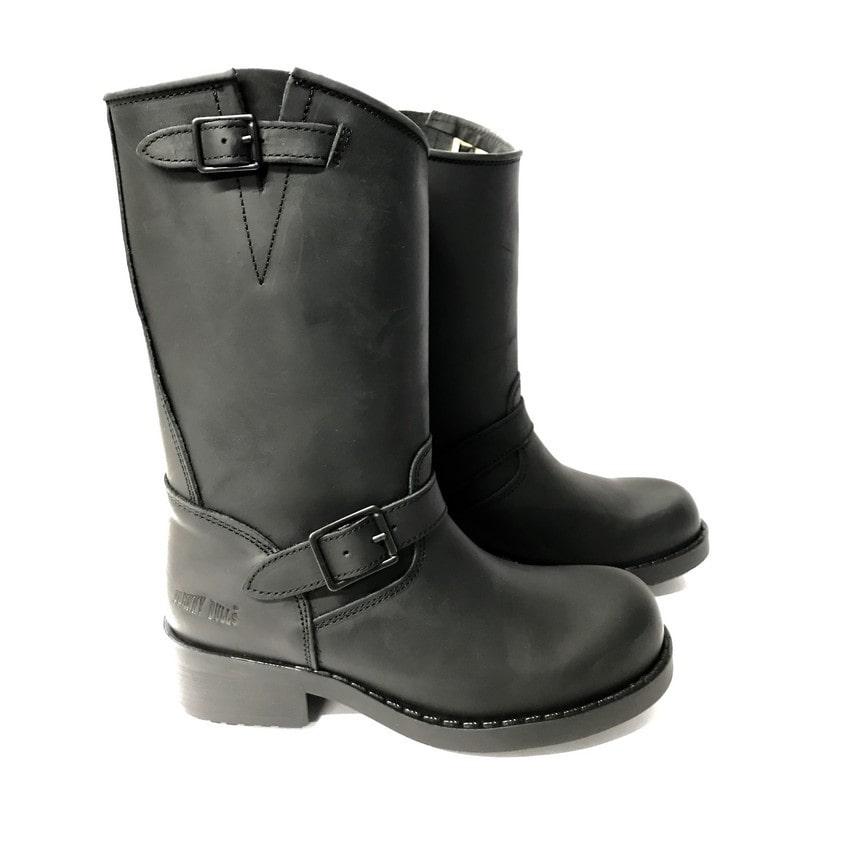 Johnny Bulls -  Westernová obuv Sprinter Black 388