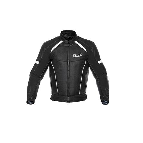 TRP - Motocyklová kožená bunda Cooler