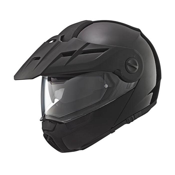 Schuberth - Cestovní přilba E1 - Glossy Black