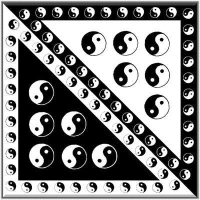 GT - Šátek Jingjang