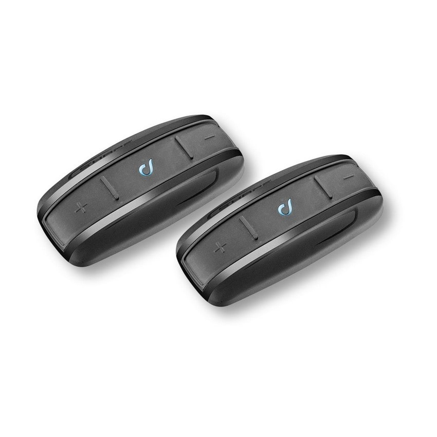 Cellularline - Interkom Interphone SHAPE, Twin Pack