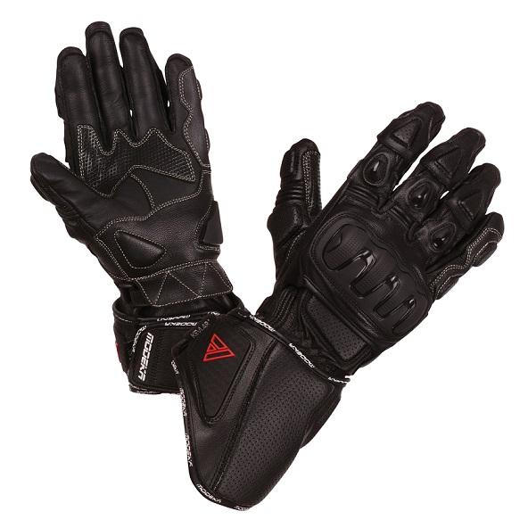 Modeka - Sportovní rukavice Jayce - Černé