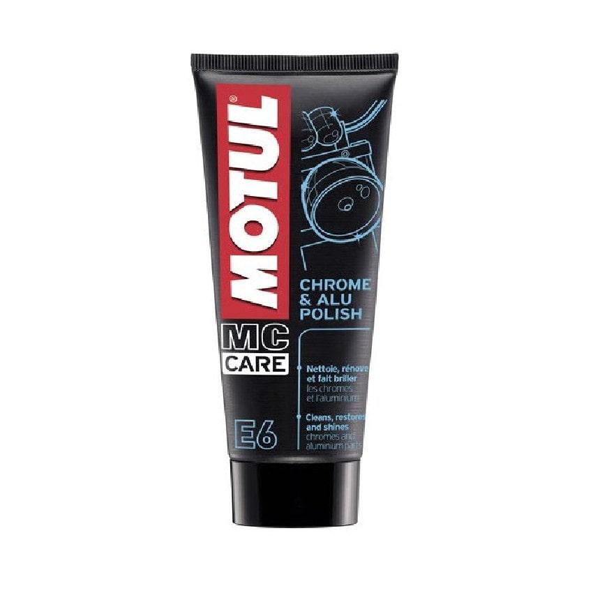 Motul - MC CARE ™ E6 Chrome & Alu Polish 0,1L