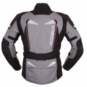 Modeka - Motocyklová cestovní bunda Panamericana - šedá