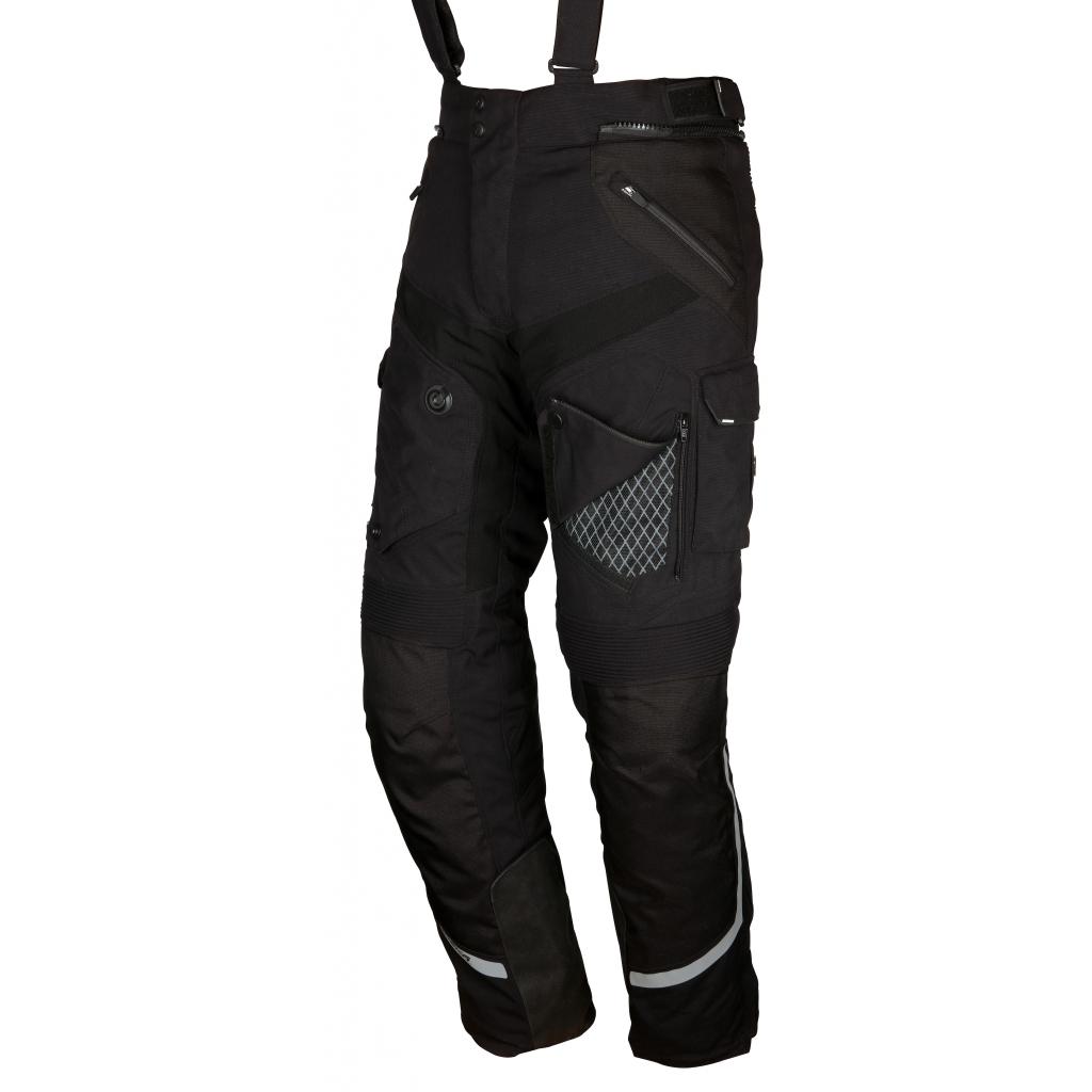 Modeka - Cestovní kalhoty Panamericana - Černé