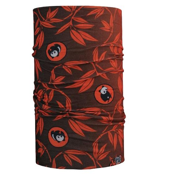 Nano - Nákrčník Panda barva červená 101018