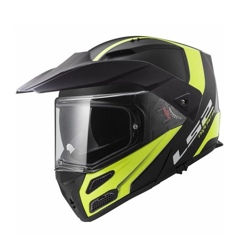 LS2 - cestovní helma s kšiltem FF324