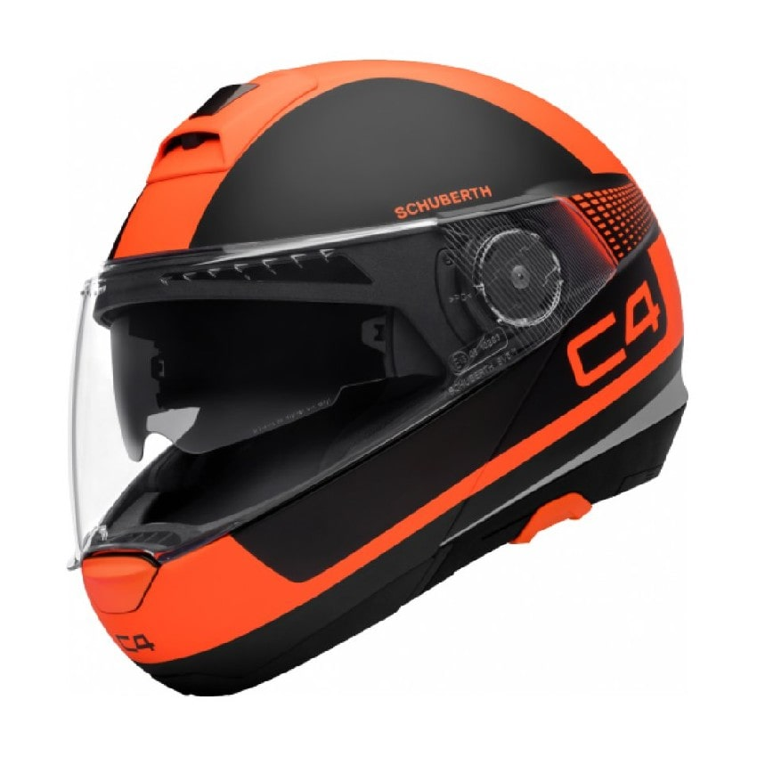 Schuberth - C4 Legacy Orange
