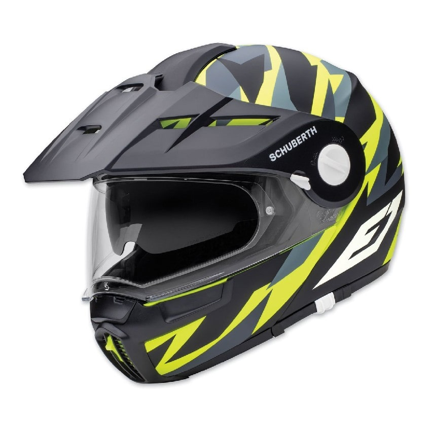 Schuberth - E1 Rival Yellow