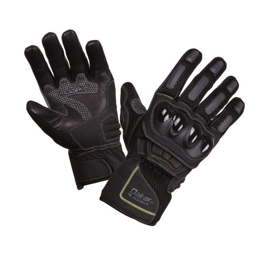 Modeka - Cestovní rukavice Dakar Mesh