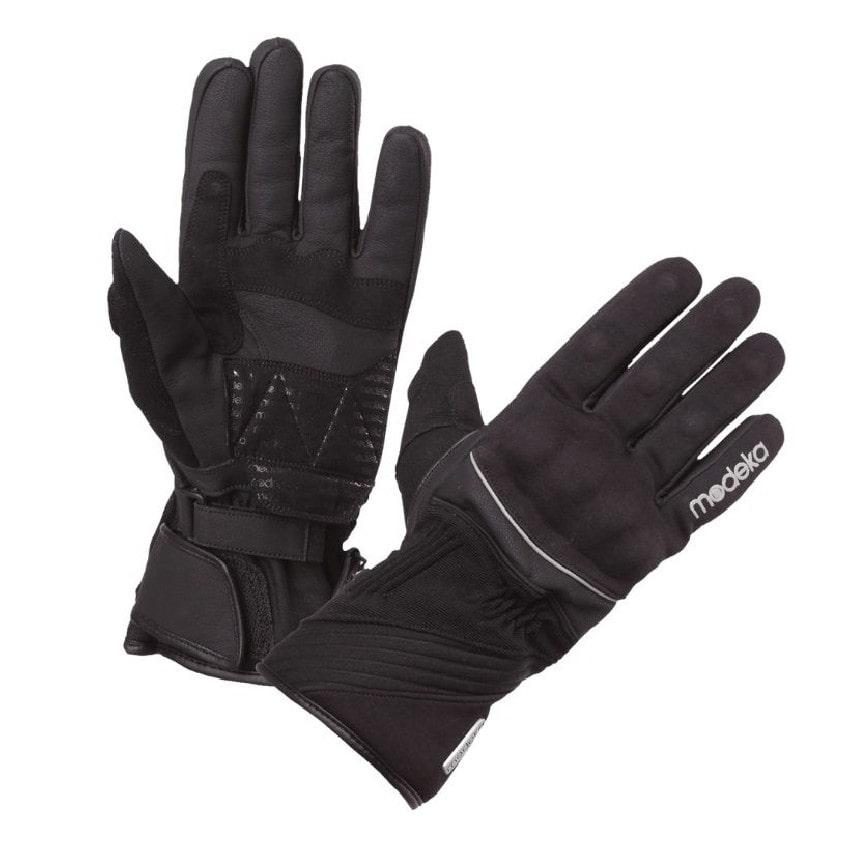 Modeka - Motocyklové rukavice na zimu Lorenzo