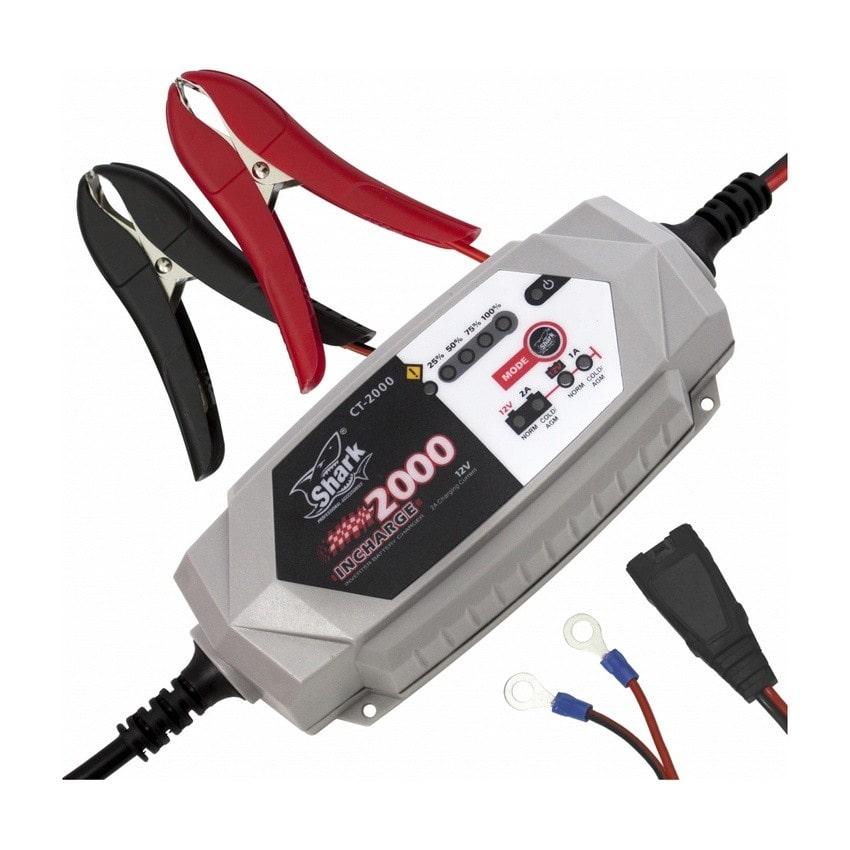 Shark - nabíječka baterií
