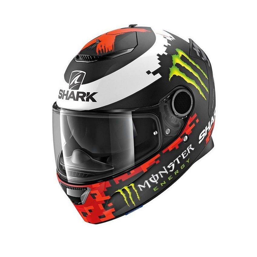 Shark - SPARTAN1.2 Lorenzo Monster mat - tricolor