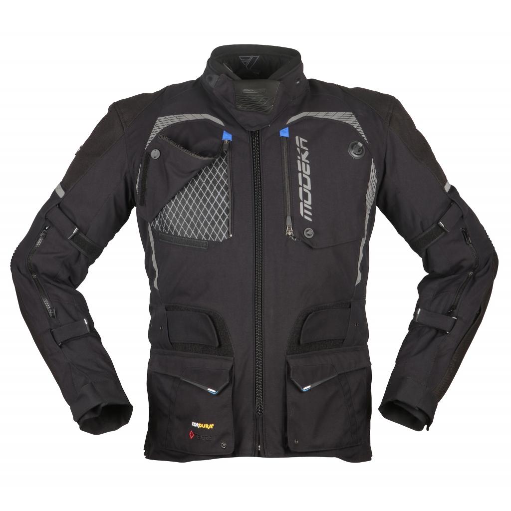 Modeka - Motocyklová bunda Tacoma III černá