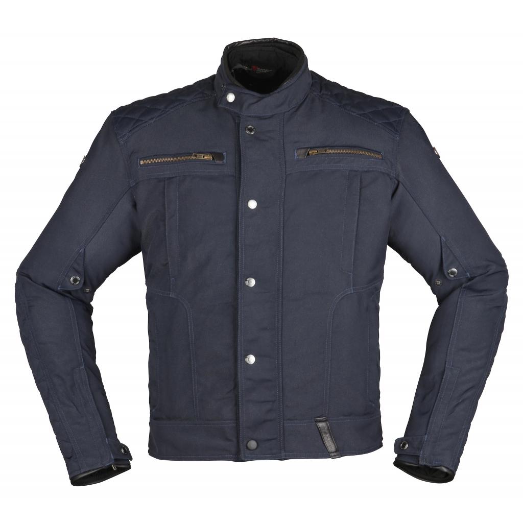 Modeka - Motocyklová bunda Thiago modrá