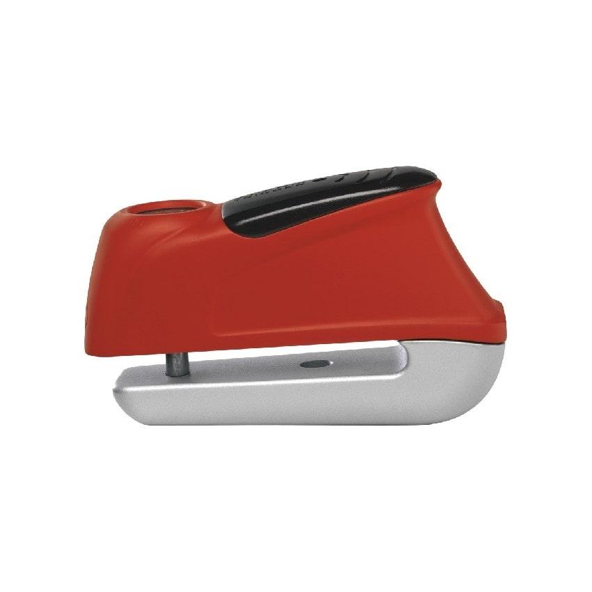 Abus - Zámek motocyklový 345 Trigger Alarm Red