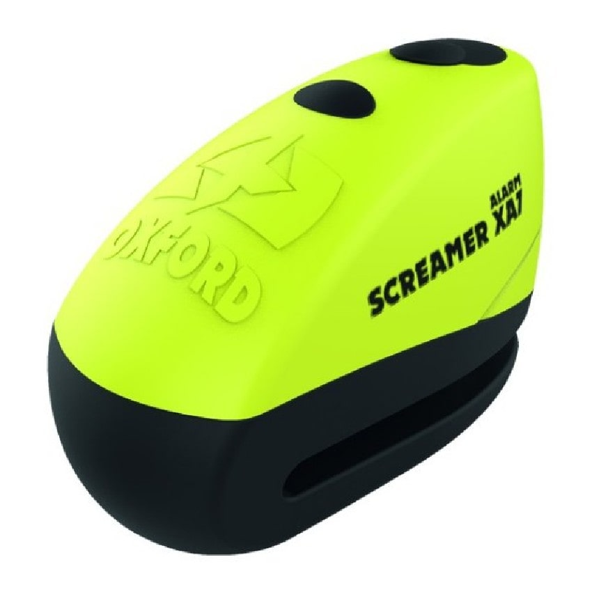 Oxford -  SCREAMER XA7 (žlutý) + Alarm